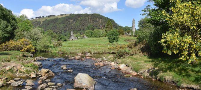 Irland – 15. Tag – Glendalough Monastic City