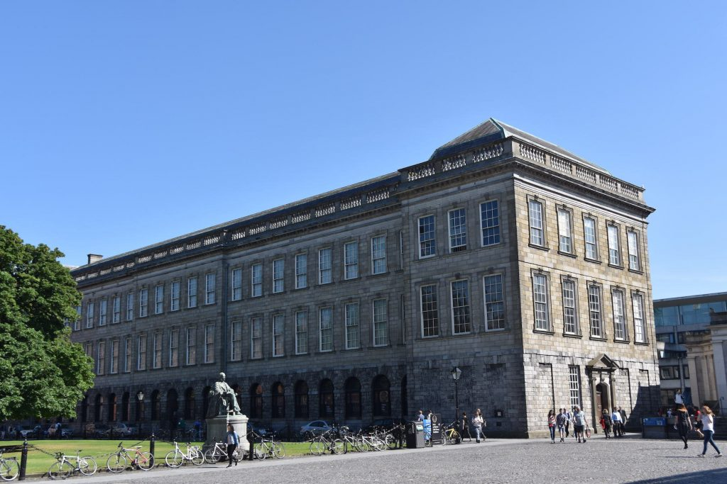 Irland – 16. Tag – Trinity College