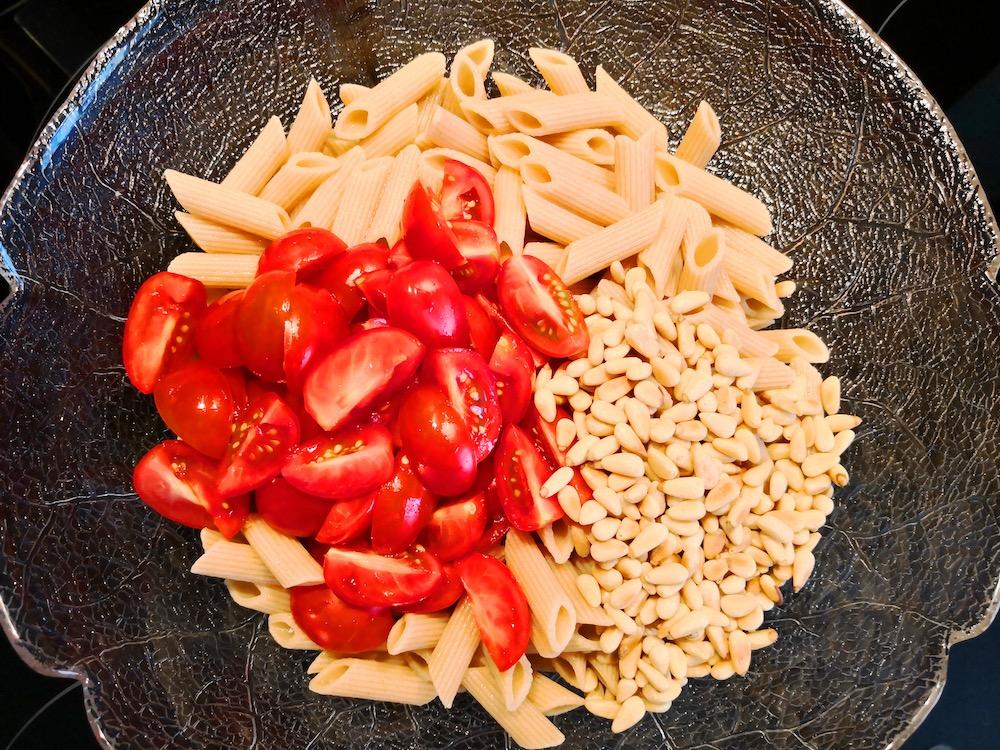 Toskanischer Nudelsalat
